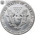 USA, 1 dolar 1987, Eagle, uncja, st. 2