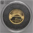 Australia, 5 dolarów 2007, Sydney, złoto