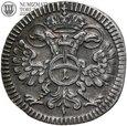 Niemcy, Regensburg, krajcar 1754 B