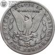 Usa, dolar, 1892 O, Morgan, st. 3- #90