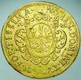 213. Frankfurt , Dukat 1642, Ferd III, st 2-