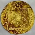 190. Holandia, Dukat 1649, Holland, st 3
