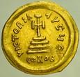 A247. Bizancjum, Solid, Herakliusz 610-641, st 2