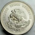 A5. Meksyk, 5 pesos 1948, Aztek, st 1-