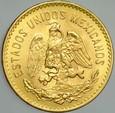 A63. Meksyk, 5 pesos 1955, st 1