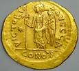 A54. Bizancjum, Solid, Anastazjusz I 491-518, st 3+