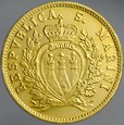 230. San Marino, 2 scudo 1975, st L-