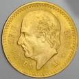 443. Meksyk, 10 pesos 1959, st 1