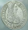 215. Śląsk, Grosz 1696, Chrystian Ulryk ks Wirtembersko Oleśnickie