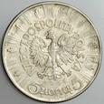 118. II RP. 5 złotych 1935, Piłsudski, st 2