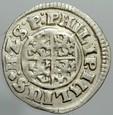 A52. Pomorze, Grosz 1613, Filip Juliusz, st 3++