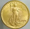 33. USA, 20 dolarów 1924, Statua, st 2