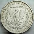 A7. USA, Dollar 1889 O, Liberty, st 3