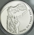 III RP, 10 złotych 2008, Herbert, st L