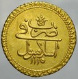 A158. Turcja, Findik 1703 Ahmed III, st 2+/2