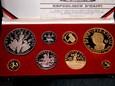 Set monet Haiti, Złoto srebro