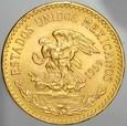 441. Meksyk, 20 pesos 1959, st 2+