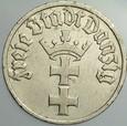 A28. WMG, 1/2 guldena 1932, st 3+