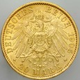 B93. Niemcy, 20 marek 1905, Prusy, st 2