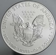 USA, Dolar 2013, Statua, st 1, uncja srebra