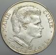 A179. Francja, 100 franków 1984, Curie Skłodowska, st 2