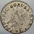 422. Prusy, Grosz 1774 E, Fryderyk Wielki, st 3
