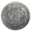4647NA Szóstak 1756 rok Niemcy Kleve Fryderyk