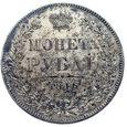4680NA 1 Rubel 1846 rok (PA) Rosja Mikołaj I