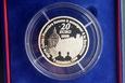 20 euro - Maria Curie Skłodowska - 2006 rok - 5 oz srebro