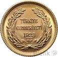 TURJA - 50 KURUSH - 1923/53 - st. 1-