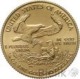 USA - 10 DOLARÓW - 2004 - 1/4 UNCJI Au999 - st. 1