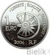 FRANCJA - 1 1/2 EURO - 2004 - LONDYN - STAN: L/L-