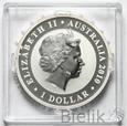 AUSTRALIA - 1 DOLLAR - 2010 - KOALA - UNCJA Ag999 - st. 1