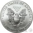 USA - DOLAR - 2016 - LIBERTY - UNCJA Ag999 - st. 1
