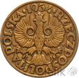 POLSKA - II RP - 5 GROSZY - 1934 - Stan: 3