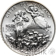 WATYKAN - 500 LIRÓW - 1996 - JAN PAWEŁ II - st. 1