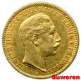 5.PRUSY, WILHELM II, 10 MAREK 1910 A
