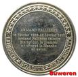 10.FRANCJA, MEDAL - ARMAND FALLIERES 1906-1913