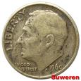 4.USA, 10 CENTÓW 1960