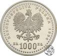 III RP, 1000 złotych, 1994, XV Puchar FIFA USA