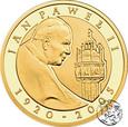 III RP, 100 złotych, 2005, Jan Paweł II