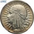 2 złote 1933 NGC MS64