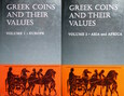 D.R. Sear Greek Coins and their values, v.1 Europe,v.2 Asia and Africa