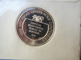 Montana Solid Sterling Silver Proof - 1976 r.