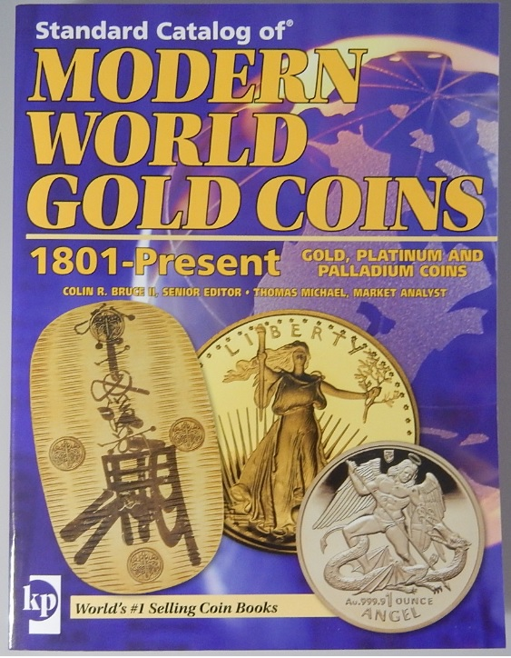 Modern World Gold Coins, 1800 - presents. wyd. 2007 r.